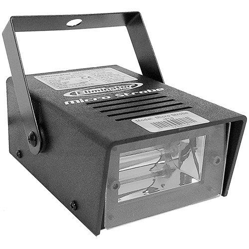 Eliminator MINI STROBE WITH VARIABLE SPEED (MICROSTROBE) by Eliminator