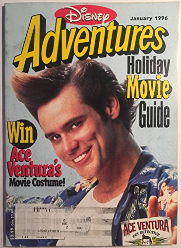 liday Movie Guide Win Ace Venture's Movie Costume! January 1996 Volume 6, Number 3 ()