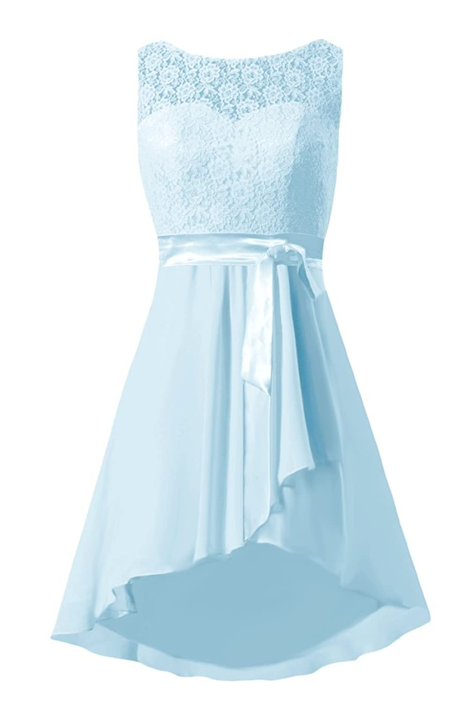 DaisyFormals Short Party Dress High Low Bridesmaids Dress (BM43227)