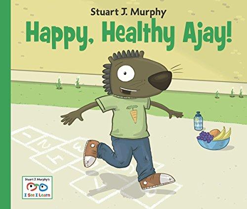 Happy, Healthy Ajay! (I See I Learn)