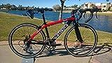 """Valdora 24"""" Kids Road Bike (RED)"""
