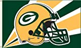 NFL Green Bay Packers 3-by-5-foot Flag