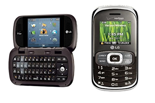 VERIZON LG OCTANE CELL PHONE! (With Lg Cell Phones Keyboard)