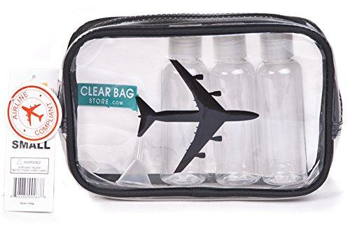 Clear Cosmetic Bag Women Men