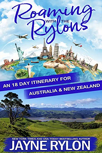 The Roaming with the Rylons Australia and New Zealand by Jayne Rylon travel product recommended by Jayne on Lifney.