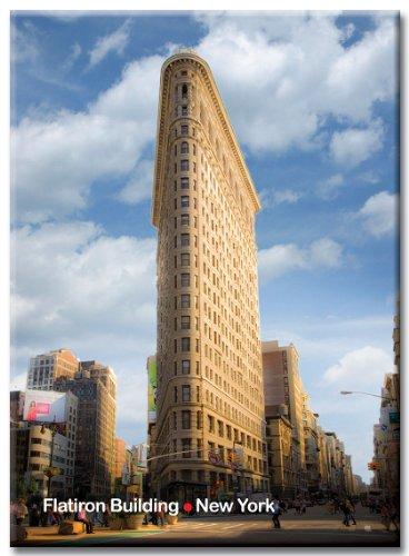 New York City Photo Souvenir Refrigerator Magnet ()