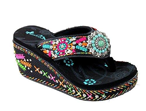 montana-west-aztec-hippy-flower-3-wedge-rhinestone-flip-flops-sandals-jp-black-10-turquoise-concho
