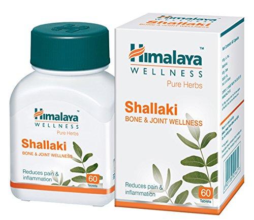 Himalaya Herbals Shallaki – 60 Capsules