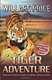 Front cover for the book Tiger Adventure by Willard Price