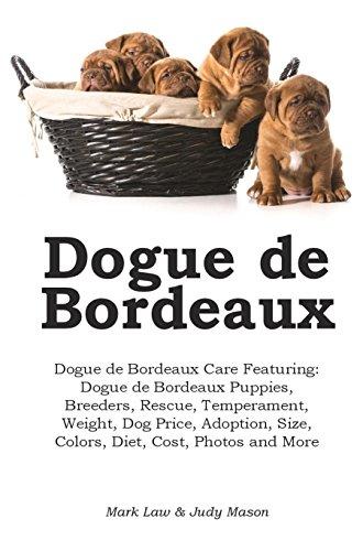 Dogue De Bordeaux Dogue De Bordeaux Care Featuring Dogue De