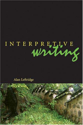 Interpretive Writing
