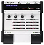 DigiTech Vocalist Live 2 Vocal Harmony-Effects Processor