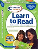 img - for Hooked on Phonics Learn to Read - Levels 5&6 Complete: Transitional Readers (First Grade | Ages 6-7) (Learn to Read Complete Sets) book / textbook / text book