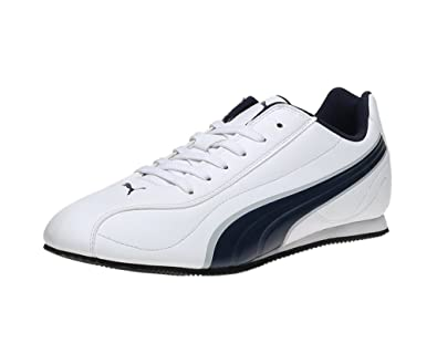 2e4f2af12f7 Puma Men s Wirko Xc 3 Dp White and Peacoat Sneakers  Amazon.co.uk  Shoes    Bags