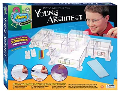 POOF-Slinky 8701 Slinky Science Young Architect Building Set