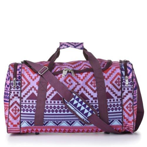 Women Carry On Lightweight Hand Luggage Flight Holdall