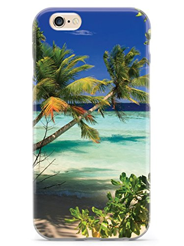 Inspired Cases Palm Trees and Beach Scene Case for iPhone 6 Plus & 6s Plus -