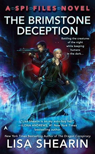 The Brimstone Deception (A SPI Files Novel)