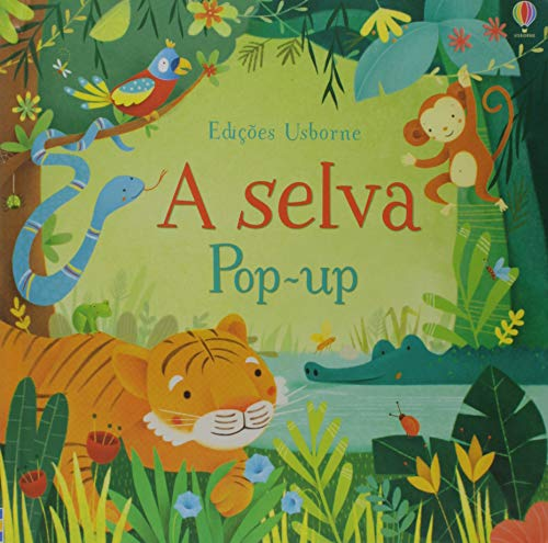 Selva Livro Pop up Fiona Watt