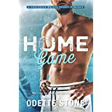 Home Game:  A hockey sports romance novel (A Vancouver Wolves Hockey Romance Book 2)