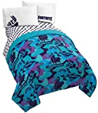 Jay Franco Fortnite Llama Geo 5 Piece Full Bed