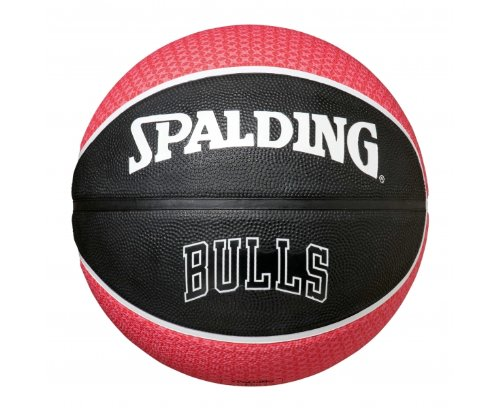 SPaLDING Ballon de Basketball Chicago Bulls Team