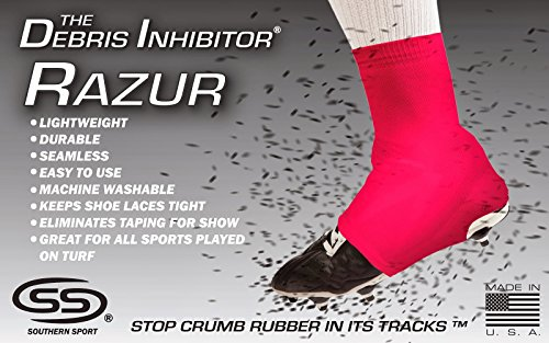 NEW Sport Cleat Cover Spats (Retains Dirt/Turf Debri Out, Shoe Laces Tied, Provides Ankle Help, Looks Sharp) – DiZiSports Store