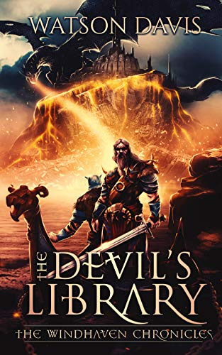 The Devil's Library (The Windhaven Chronicles) by [Davis, Watson]