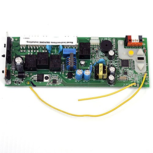 Liftmaster/Chamberlain/Sentex Garage Door Opener, Receiver Logic Board