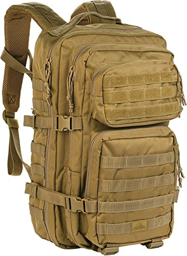 Performance Rock Pack (Red Rock Outdoor Gear Assault Pack (One Size, Coyote Tan))