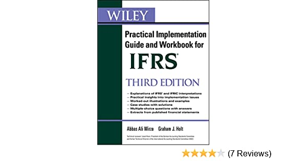 Amazon com: Wiley IFRS: Practical Implementation Guide and