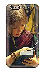 Forever Collectibles Child Fantasy Bird Book Elf Abstract Fantasy Hard Snap-on Iphone 6 Case