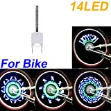 EverTrust(TM) Colorful Mountain Bicycle Bike Cycling Wheel Spoke Light Lights 14 LED Lamp