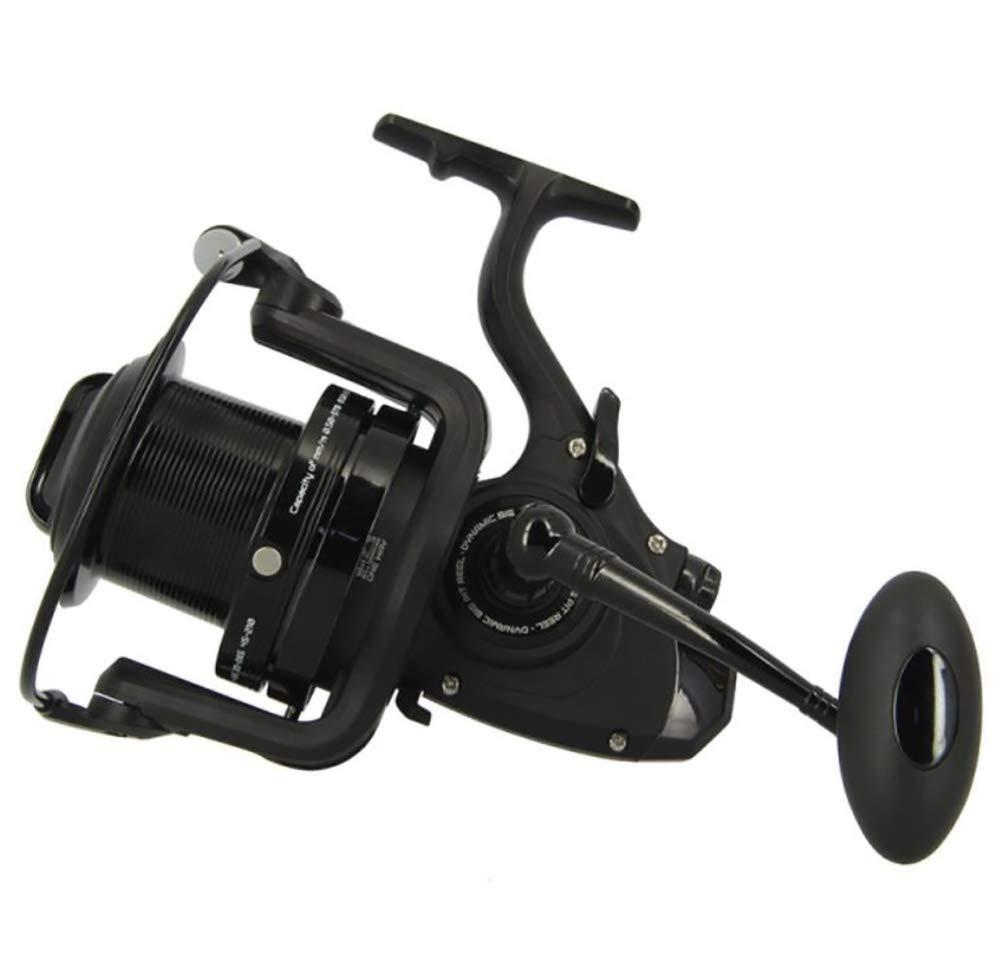 Twin Handle /& Spare Spool Line Carp Fishing NGT Dynamic Free Runner 10BB Reel