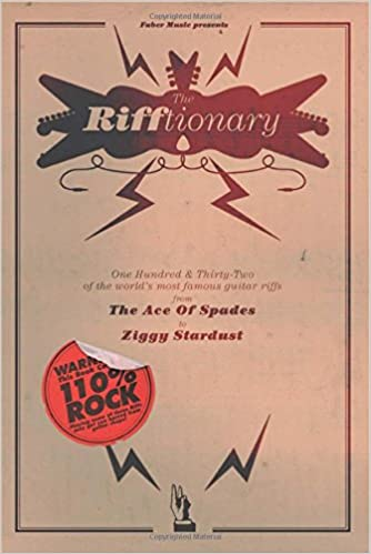 The Rifftionary: (Chord Songbook): Amazon.co.uk: Various ...