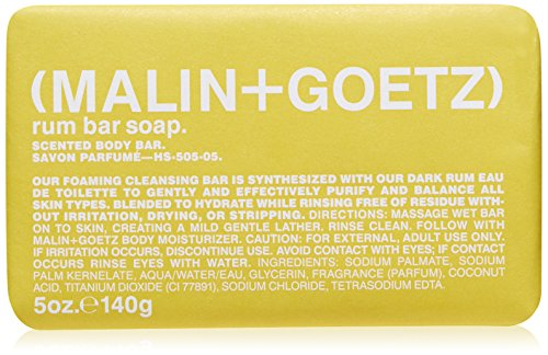 (Malin + Goetz Rum Bar Soap, 5 oz)