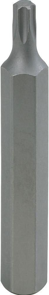 KS Tools 975.2027 Embout de Vissage TORX L.75 mm T27 A 10 mm