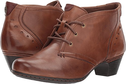 Rockport Cobb Hill Collection Women's Cobb Hill Aria Almond Leather 8.5 B US B ()