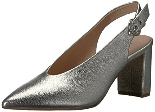 (Chinese Laundry Women's Obvi Pump, silver/metallic, 7.5 M US)