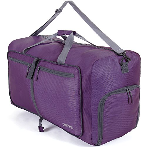 JETPAL Spacious Foldable Duffel Bag (Large)