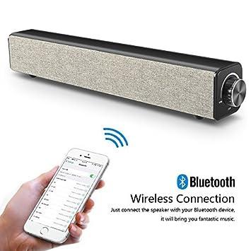 Review Sound Bar, Bluetooth Speaker