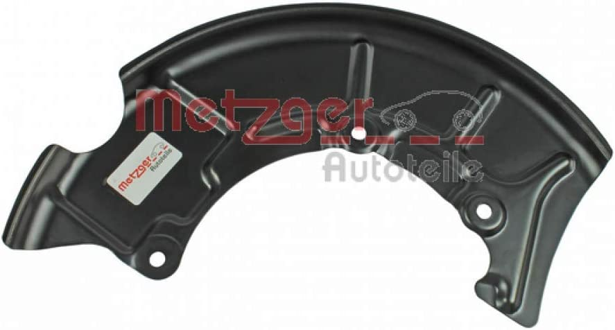METZGER 6115020 Spritzblech Bremsscheibe