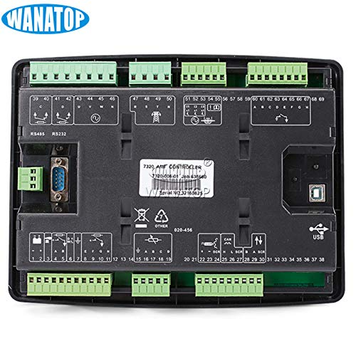 New Deep Sea Controller DSE7320 Generator Genset Auto Start Control Module