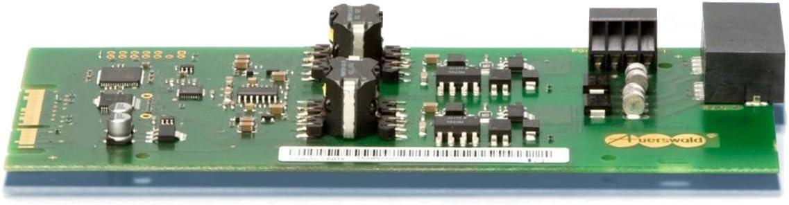 Auerswald Compact 2fxo Modul Für Compact 4000 5200 Elektronik
