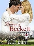 Because of Beckett: A Torey Hope Novel