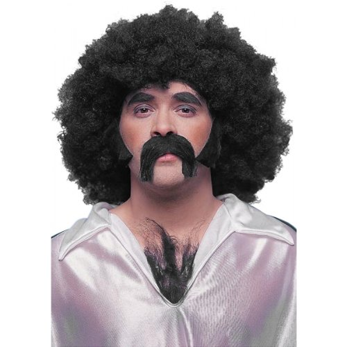 70's Show Costumes (Forum Novelties 70's Hair Instant Costume Kit)