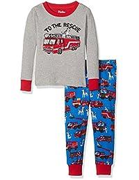 Hatley boys Appliqué Pajama Set