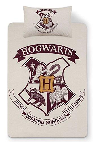 Primark Harry Potter Poudlard Simple Reversible Avec Housse De