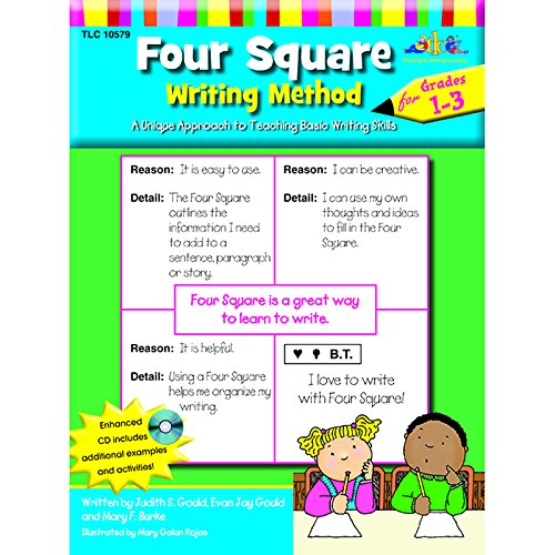 LORENZ CORPORATION / MILLIKEN FOUR SQUARE WRITING METHOD GR 1-3 (Set of 6) by Lorenz Corporation / Milliken