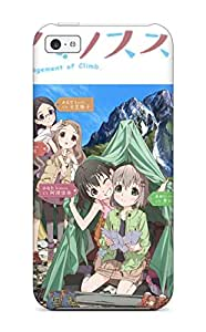Oscar M. Gilbert's Shop Hot Tpu Case Cover For Iphone 5c Strong Protect Case - Yama No Susume Episode 2 Design 3859459K48895865